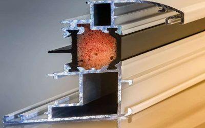 aluminium raamkozijn