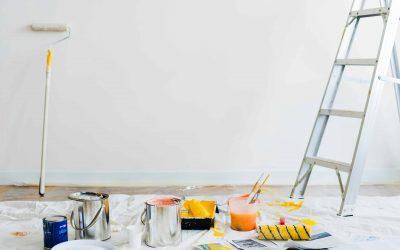 schilder muur