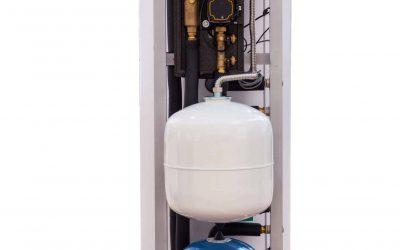 indirect gestookte boiler