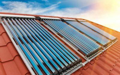 vacuümbuis zonnecollector