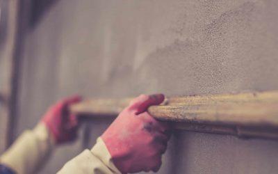 betonrot herstellen