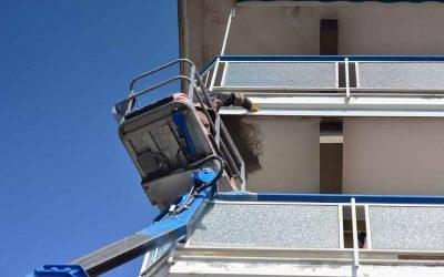 balkonreparatie