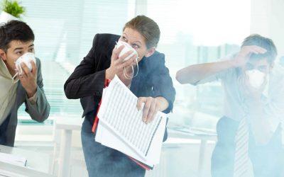 Rookbeheersingssysteem