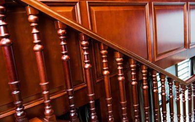 houten balustrades