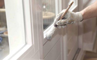 raamkozijn schilderen