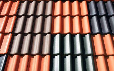 Materialen en vormen dakpannen